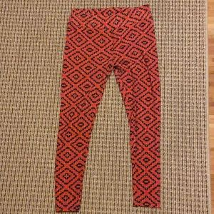 Lularoe patterned leggings